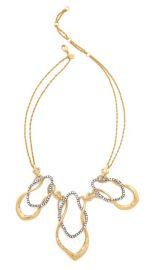 Alexis Bittar Leaf Necklace at Shopbop