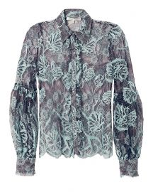 Alexis Julian Lace Blouse at Intermix