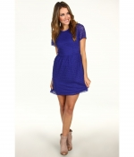 Alexs blue crochet dress at Zappos