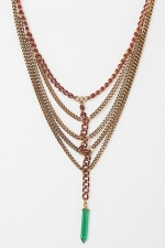 Alexs neckalace by Vanessa Mooney at Urban Outfitters