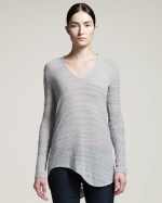 Alexs sweater by Helmut Lang at Neiman Marcus