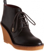 Alex's wedge booties by Marc Jacobs at Barneys