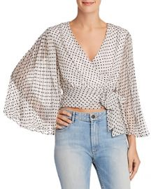 Alice + Olivia Bray Blouse at Bloomingdales