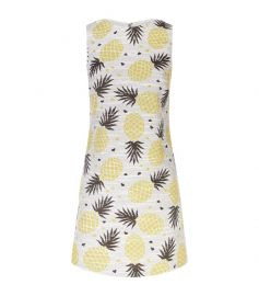 Alice + Olivia Clyde Pineapple Shift Dress at Harrods