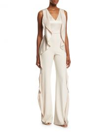 Alice Olivia Sarandon Jumpsuit at Neiman Marcus