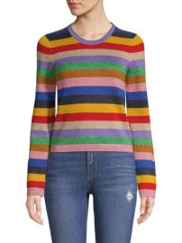Alice and Olivia Rhodes Sweater at Saks Fifth Avenue