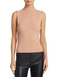 Alice   Olivia - Ingrid Mockneck Top at Saks Fifth Avenue