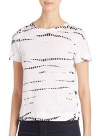 Alice   Olivia - Lorraine Tee at Saks Off 5th