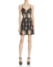 Alice   Olivia Alves Floral Print Dress at Bloomingdales