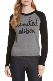 Alice   Olivia Gretta Limited Edition Pullover at Nordstrom