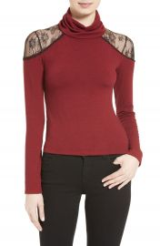 Alice   Olivia Krystalle Turtleneck at Nordstrom