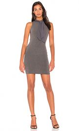 Alice   Olivia Mary Dress in Charcoal from Revolve com at Revolve