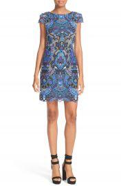 Alice   Olivia Nakia Lace Dress at Nordstrom