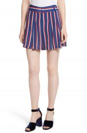 Alice   Olivia Scarlet Super High Waist Flutter Shorts at Nordstrom