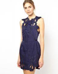 Alice McCall Cutwork Dress at Asos