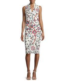 Alice Olivia Jackie Dress at Neiman Marcus