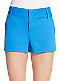 Alice and Olivia - Cady Shorts at Saks Off 5th