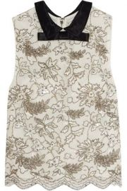Alice and Olivia Manie Top at The Outnet