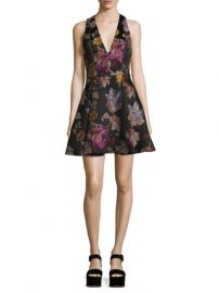 Alice and Olivia Mollie Dress at Gilt