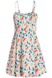 Alice and Olivia Printed Dress at The Outnet
