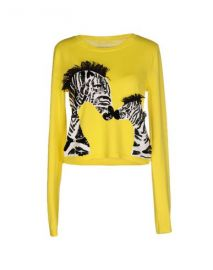 Alice and Olivia Zebra Sweater at Yoox