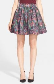 Alice and Olivia and39Storaand39 Skirt at Nordstrom