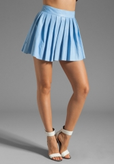 Alice and Olivia pleated skirt at Revolve