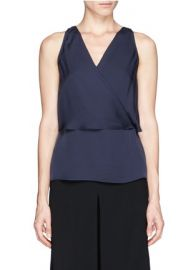 Alizay Top by Theory at Lane Crawford