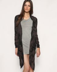 All Saints Raven Cardigan at Asos