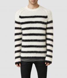 Allsaints Breton Crew Sweater at All Saints
