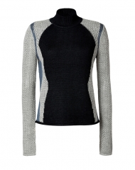 Alpaca Silk Pullover by Helmut Lang at Stylebop