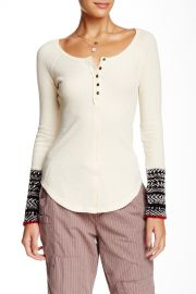 Alpine Cuff Henley at Nordstrom Rack