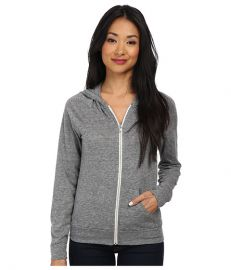 Alternative Relay Raglan Hoodie Eco Grey at Zappos