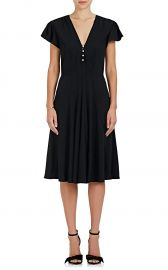 Altuzarra Camilla Crepe Flared Dress at Barneys