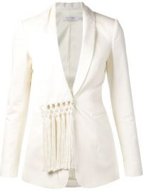 Altuzarra Fringe Detail Blazer  - at Farfetch