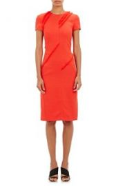 Altuzarra Fringed Strider Sheath Dress at Barneys