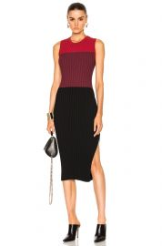 Altuzarra Mariana knit dress at Forward
