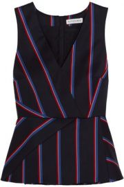 Altuzarra Miles Striped Top at The Outnet