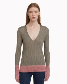 Alyssa V-Neck Top by Rag & Bone at Rag & Bone