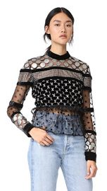 Amaliya Blouse Dodo Bar Or at Shopbop