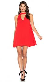 Amanda Uprichard Cassia Dress in Candy Apple from Revolve com at Revolve