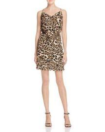Amanda Uprichard Leopard Print Dress - 100  Bloomingdale  039 s Exclusive at Bloomingdales