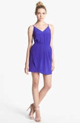 Amanda Uprichard Silk Charmeuse Tank Dress at Nordstrom