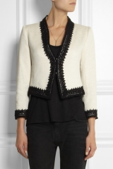 Amaya Jacket by Alice and Olivia at Net A Porter