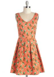 Amazing in Ananas Dress at ModCloth