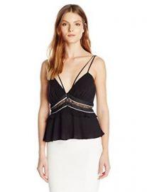 Amazon com  BCBGMAXAZRIA Women  39 s Kensey  Clothing at Amazon