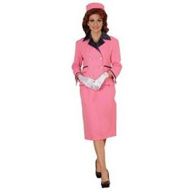 Amazoncom Deluxe Jackie O Costume Adult Sized Costumes Clothing at Amazon