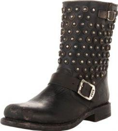 Amazoncom FRYE Womenand39s Jenna Disc Short Ankle Boot Shoes at Amazon