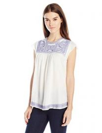 Amazoncom Joie Womenand39s Rankin Top Clothing at Amazon