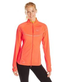 Amazoncom Saucony Womenand39s Nomad Jacket at Amazon